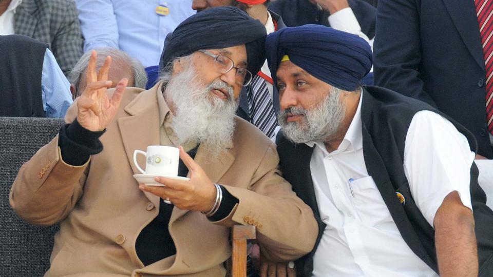 Punjab polls,Badals,mission inauguration