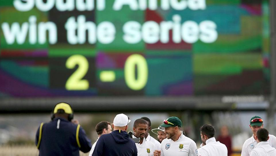 South Africa and Australia will contest in a four-match Test series for the first time in almost 50 years when they clash in March and April 2018