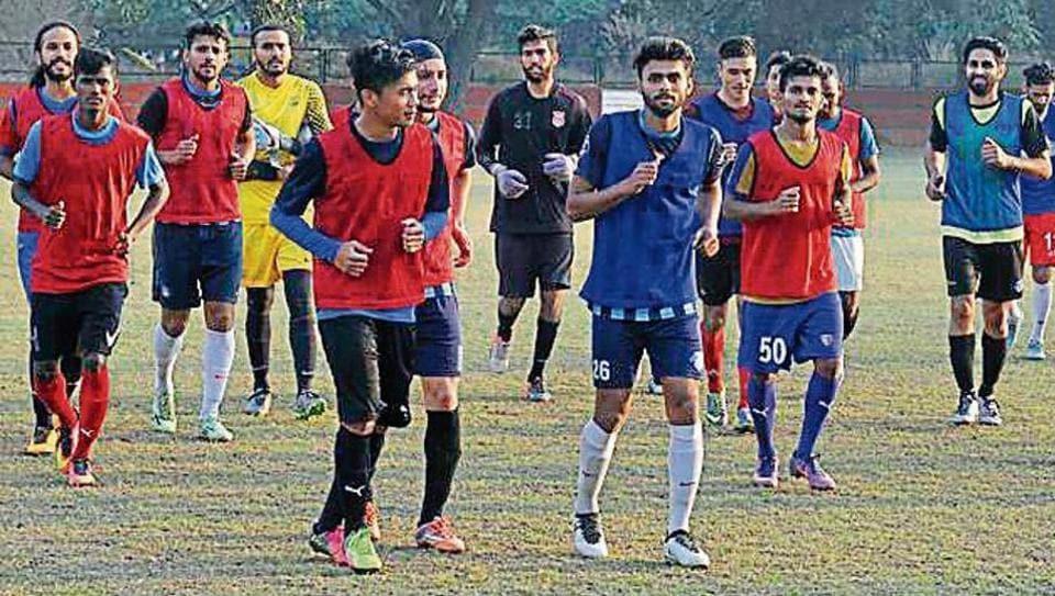 Minerva Punjab FC,I League,Minerva Punjab FC I League