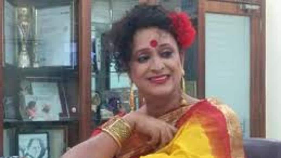 Manabi Bandyopadhyay,Krishnagar Women's College,Transgender principal