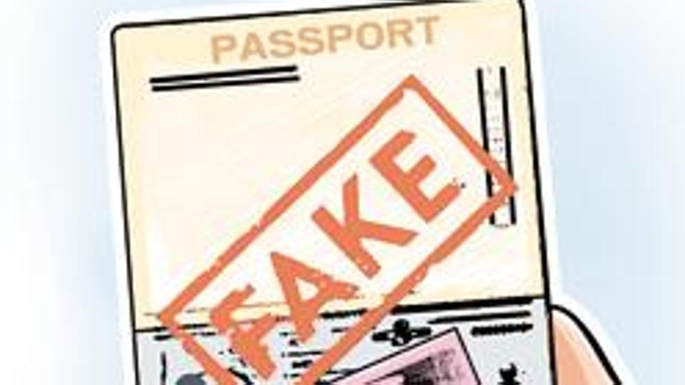 Passport,Paris,fraud