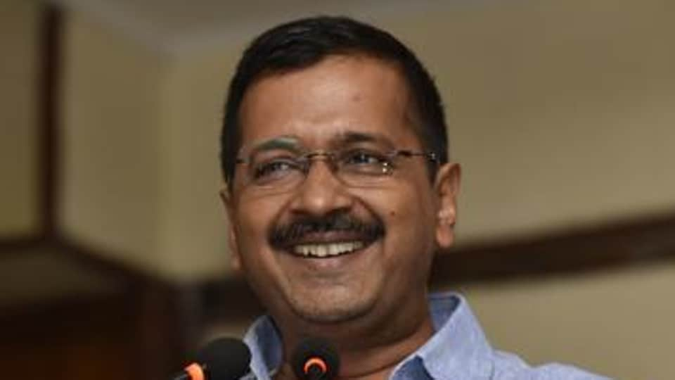 Delhi chief minister and AAP national convener Arvind Kejriwal.