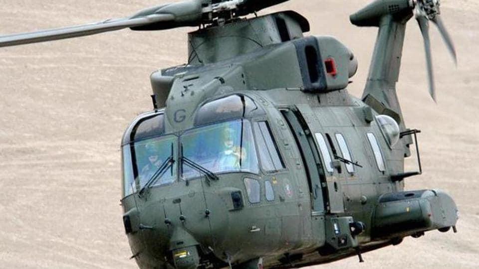 S P Tyagi,VVIP choppers,AgustaWestland