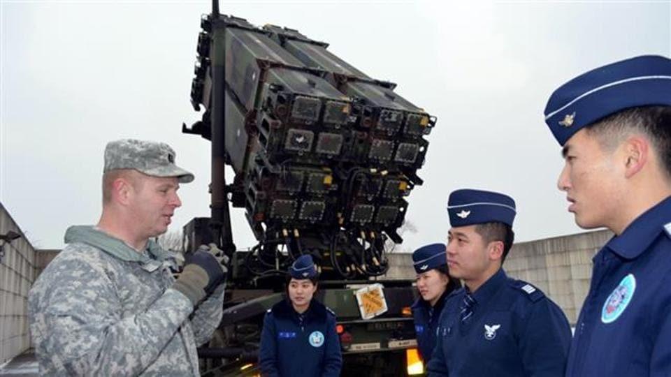 South Korea,US,US missle system