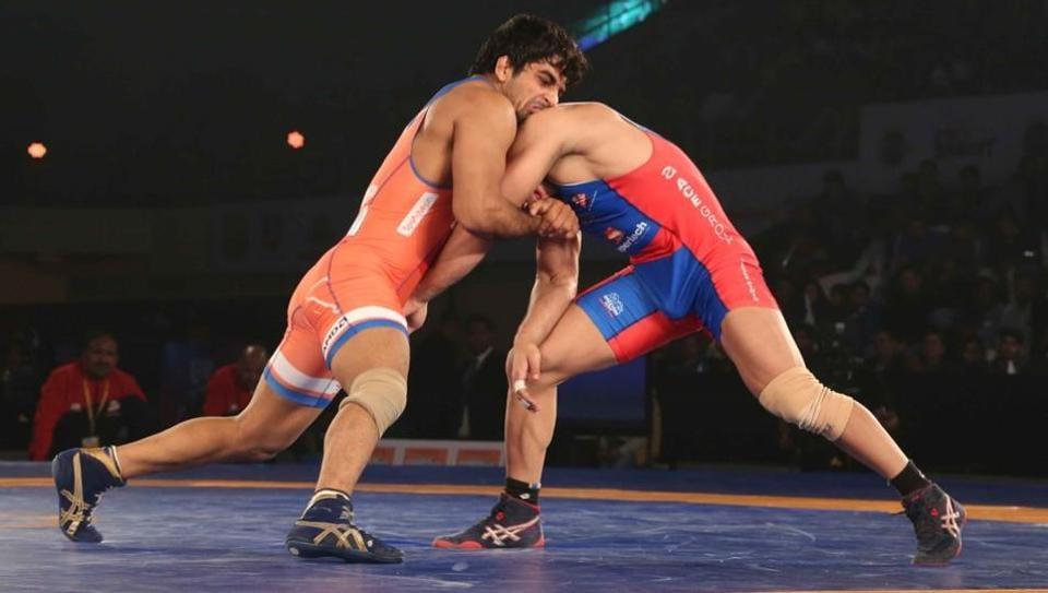 Pro Wrestling League,Haryana Hammers,UP Dangal