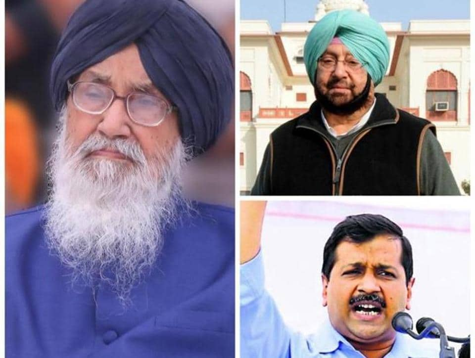 Punjab polls,Congress,Aam Aadmi Party