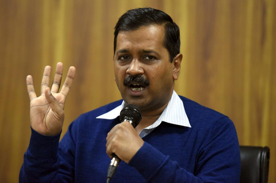 AAP convener Arvind Kejriwal has claimed that his party was poised to win more than 100 of the 117 seats in Punjab.