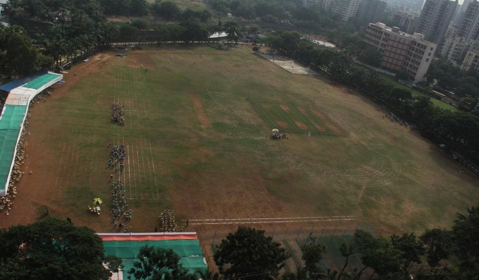 There are many open spaces, including Poisar Gymkhana, in the city that are maintained by the ruling Shiv Sena-BJP.