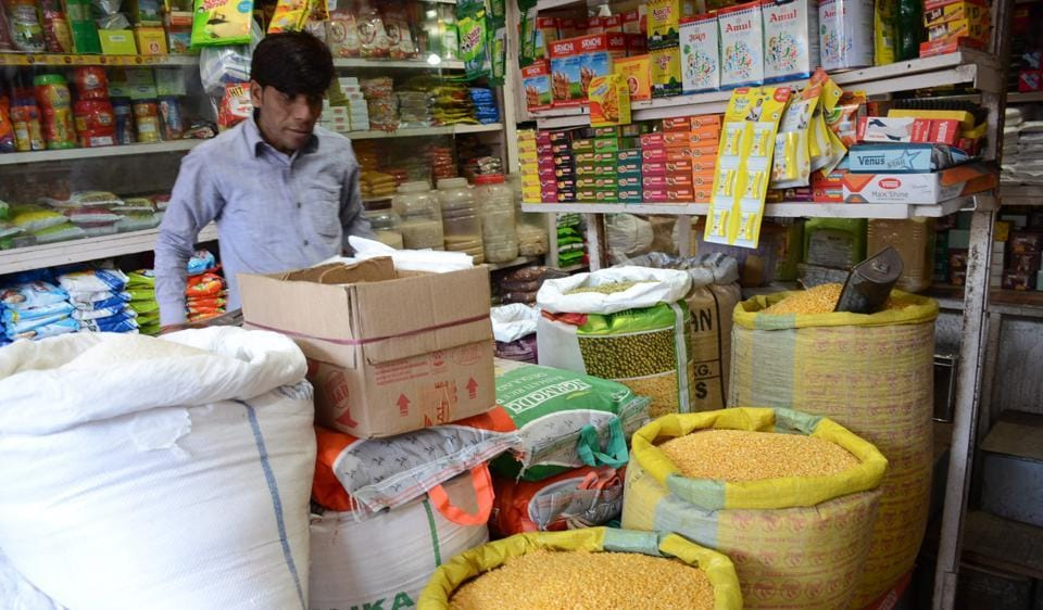 The prices of pulses have dropped by almost half in Bhopal over the past month.