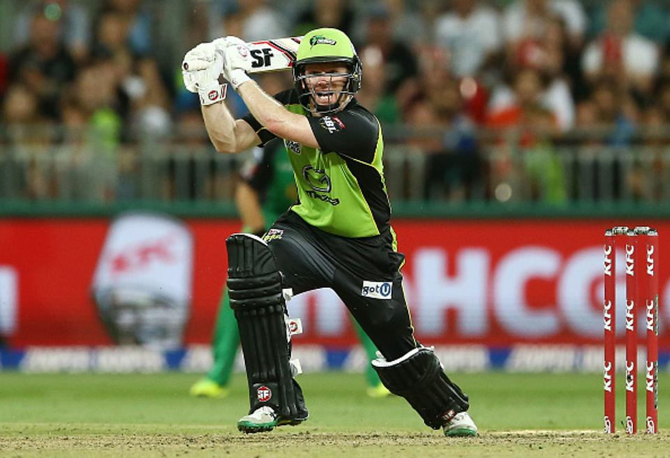 Eoin Morgan,Sydney Thunder,Big Bash League