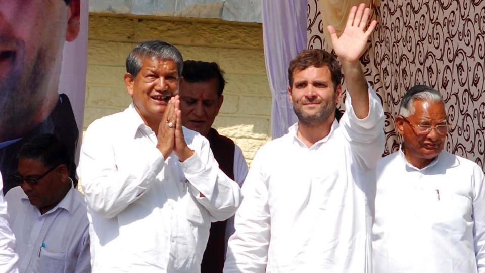 With other senior Congress leaders not in the picture, Harish Rawat, who had to wait for 12 years before the opportunity to become the chief minister knocked on his door, is leading the Congress' election chariot.