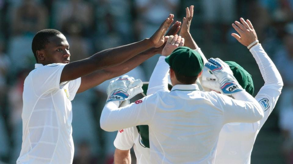 South Africa need six wickets to win the second Test match against Sri Lanka in Newlands, Cape Town.