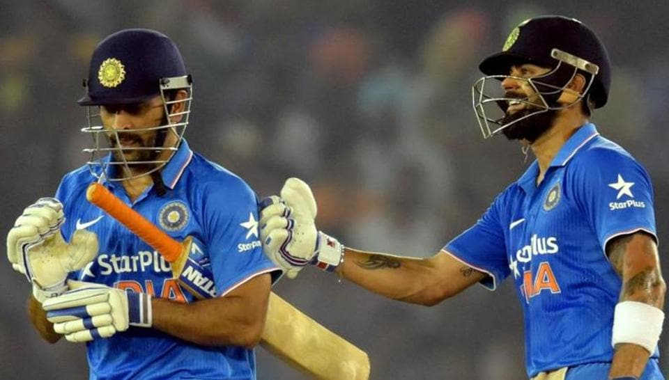 India's limited-overs skipper Mahendra Singh Dhoni stepped down on Wednesday, almost two years after he retired from the longest format of the game with Virat Kohli taking over the mantle.