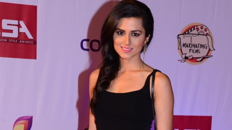 Ridhi Dogra returns to TV after a hiatus of two years.