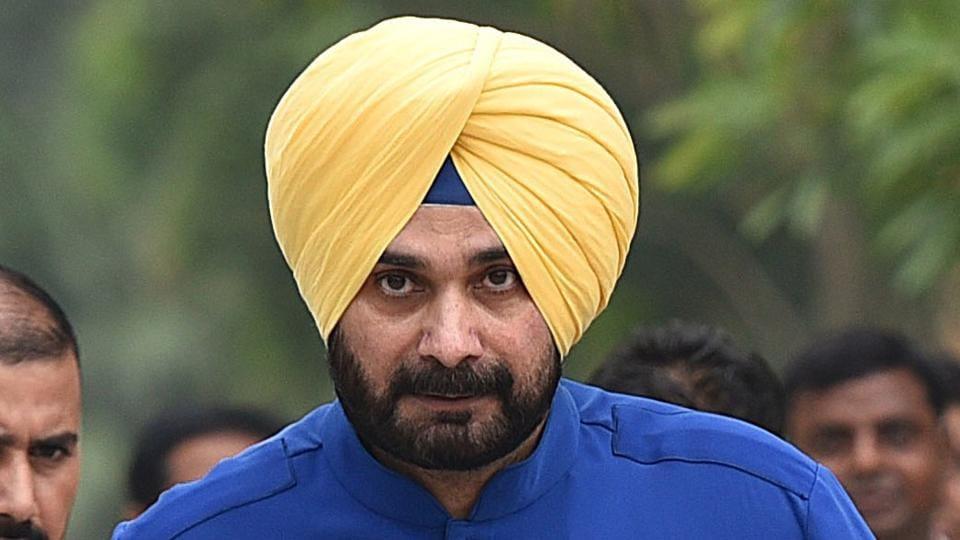 Navjot Singh Sidhu,Amritsar (East),Congress Party