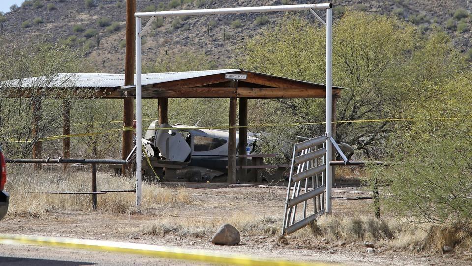 Arizona plane crash,Small plane crash,Arizona