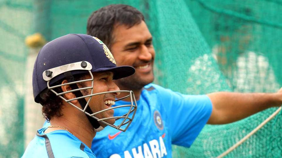 Sachin Tendulkar congratulated Mahendra Singh Dhoni on his brilliant reign as India's limited overs captain after MS Dhoni decided to resign from his position on Wednesday.