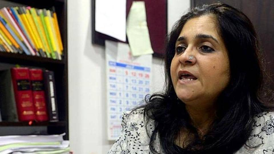 A long-time critic of Prime Minister Narendra Modi over religious riots 13 years ago, Setalvad says an investigation into allegations she received illegal funding is a