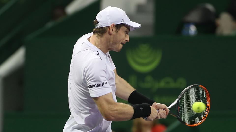 Andy Murray,Novak Djokovic,Jeremy Chardy