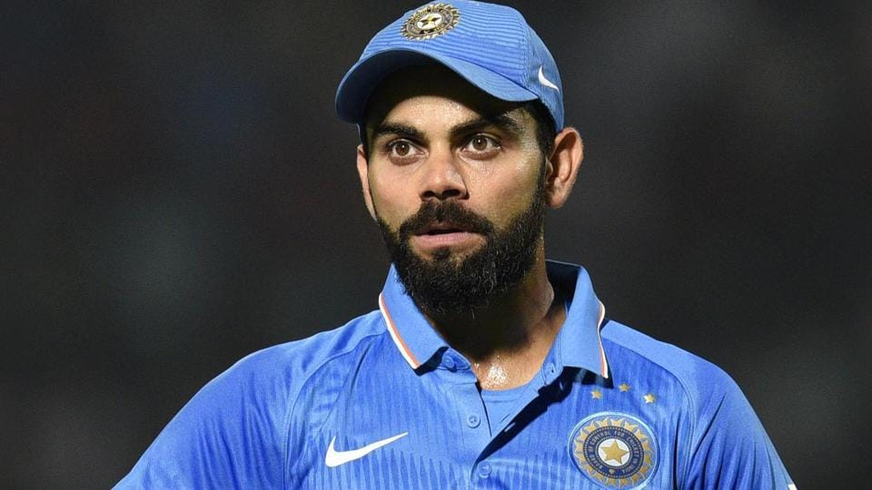 Virat Kohli,MS Dhoni,India vs England ODI