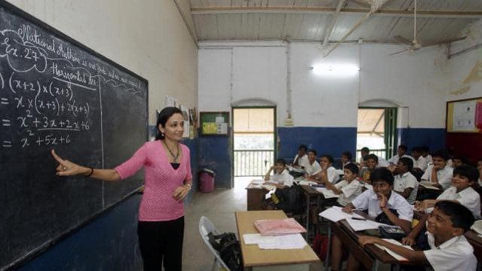 Mumbai,Maharashtra,School attendance