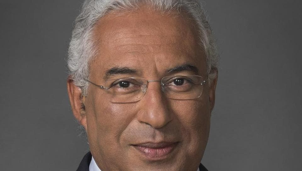Portuguese Prime Minister António Costa, the first Indian-origin premier of a European nation.