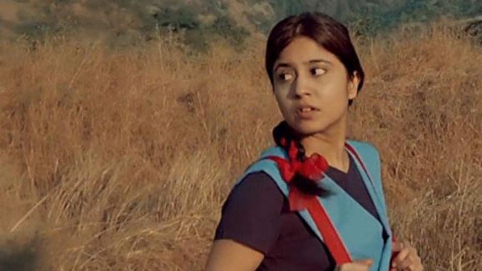 Shweta Tripathi plays a young school girl in Haraamkhor that stars Nawazuddin Siddiqui as her school teacher.