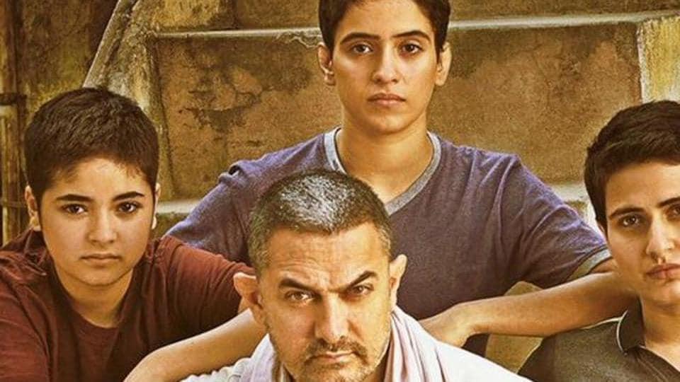 Aamir Khan essayed the role of former wrestler Mahavir Singh Phogat in Nitesh Tiwari's Dangal.