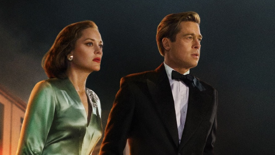 Allied,Allied Review,Allied Movie Review