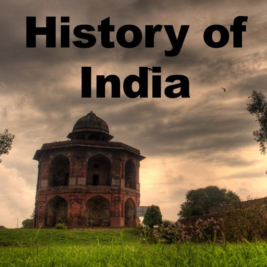 The History of India has had 58 episodes so far, and a rating of 4.5 stars on iTunes.