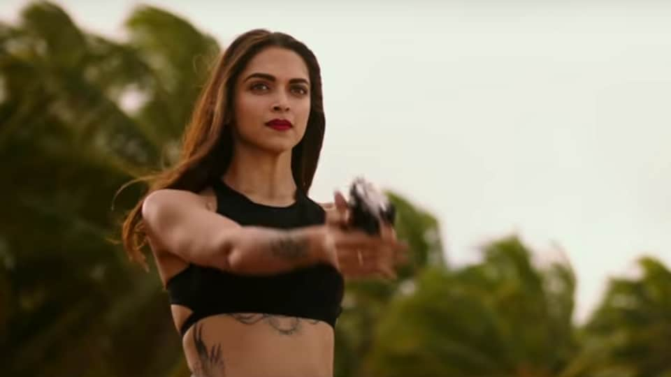 The action film will mark Deepika's Hollywood debut and is set to hit theatres in India on January 14.