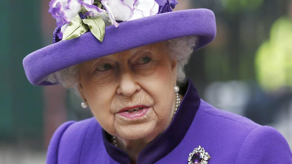 It is believed the incident occurred several years ago and that the Queen is now unlikely to be found on similar walks late in the night due to her age.