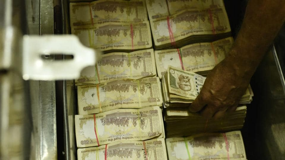 The government on November 9 demonetised old Rs 500 and Rs 1,000 notes worth Rs 15.44 lakh crore, 86% of the total currency in circulation.