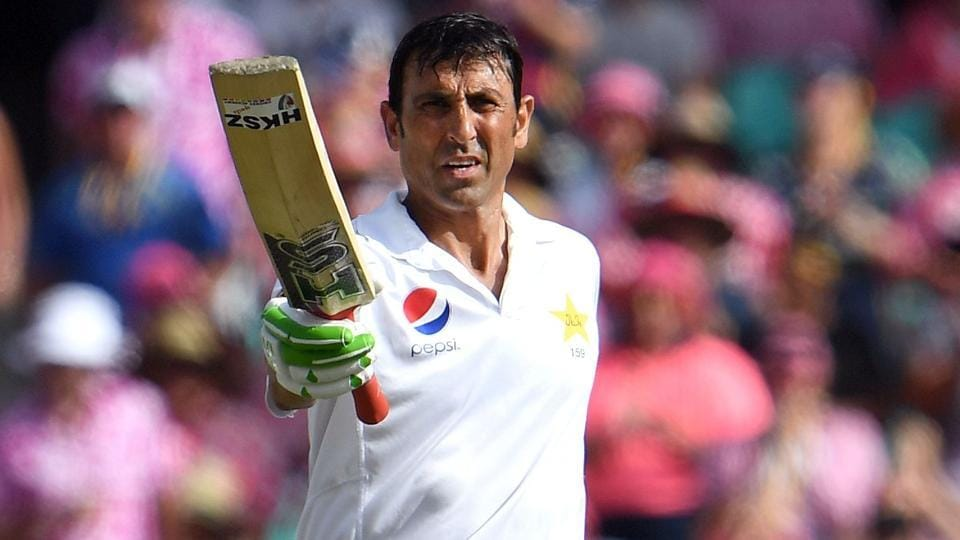 Younis Khan,Australia vs Pakistan,Sydney Test