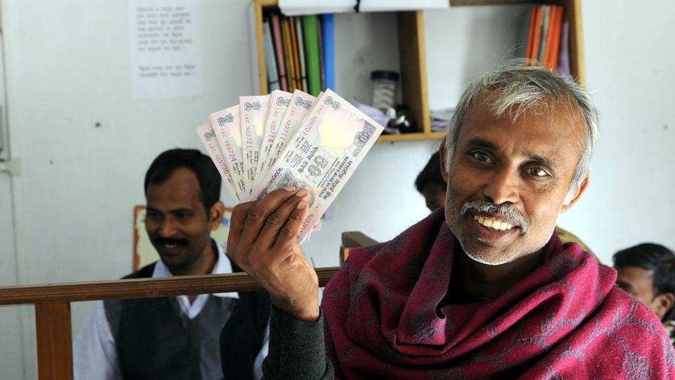 Narendra Modi,Rahul Gandhi,Happy News Year