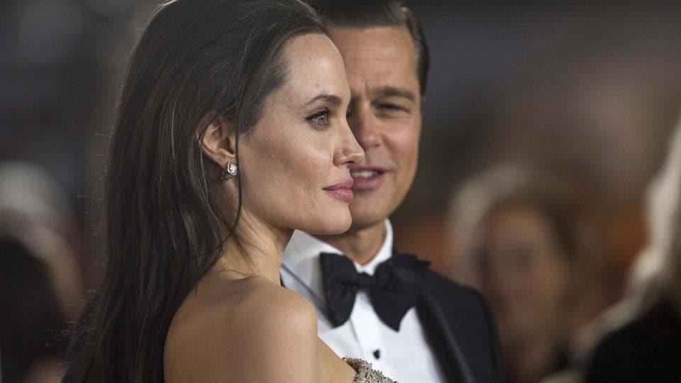 Angelina Jolie,Brad Pitt,Divorce