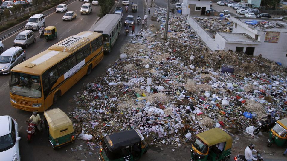EDMC,East Delhi Municipal Corporation,Sanitation strike