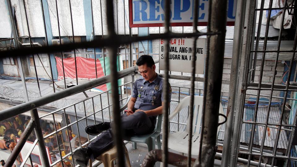 Philippines jailbreak,Inmates escape,North Cotabato District Jail