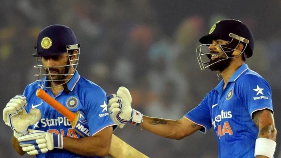 MS Dhoni,cricket,Virat Kohli