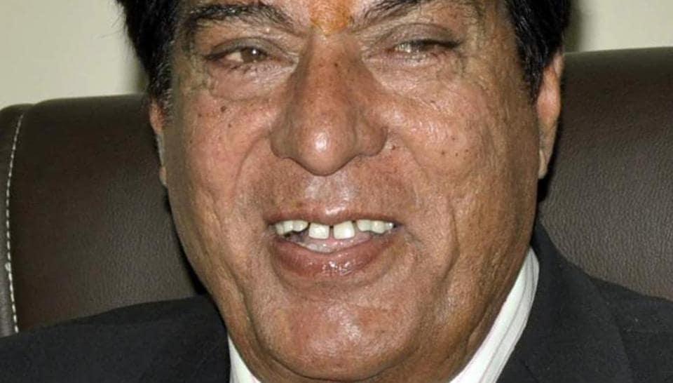 Former Punjab Congress minister Avtar Henry