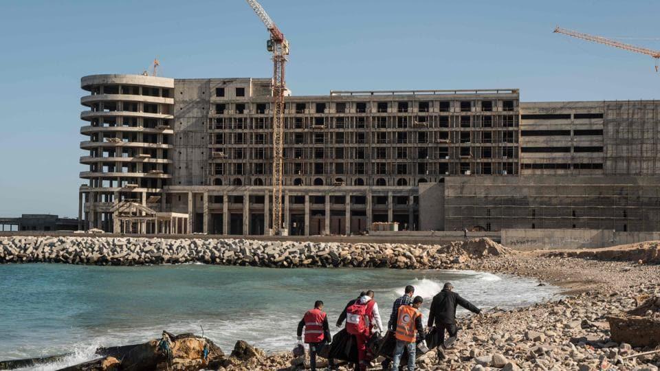 Libya migrants,Italy,Libya crisis