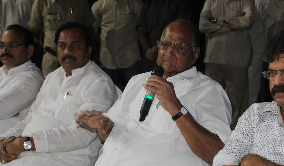 Nationalist Congress Party (NCP) chief Sharad Pawar on Wednesday decided to file a defamation suit against anti-corruption crusader Anna Hazare, who filed three petitions in the Bombay high court, alleging a Rs25,000-crore loss to the government caused by co-operative sugar factories.
