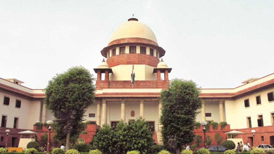 File photo of the Supreme Court in New Delhi.