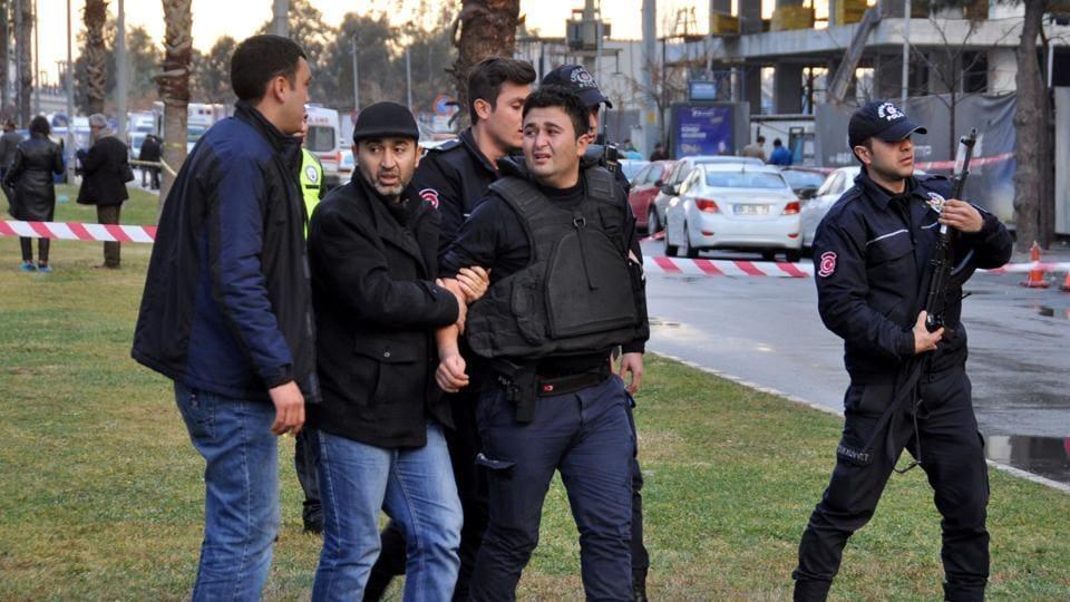 Turkey,PKK,Kurdish PKK militant group