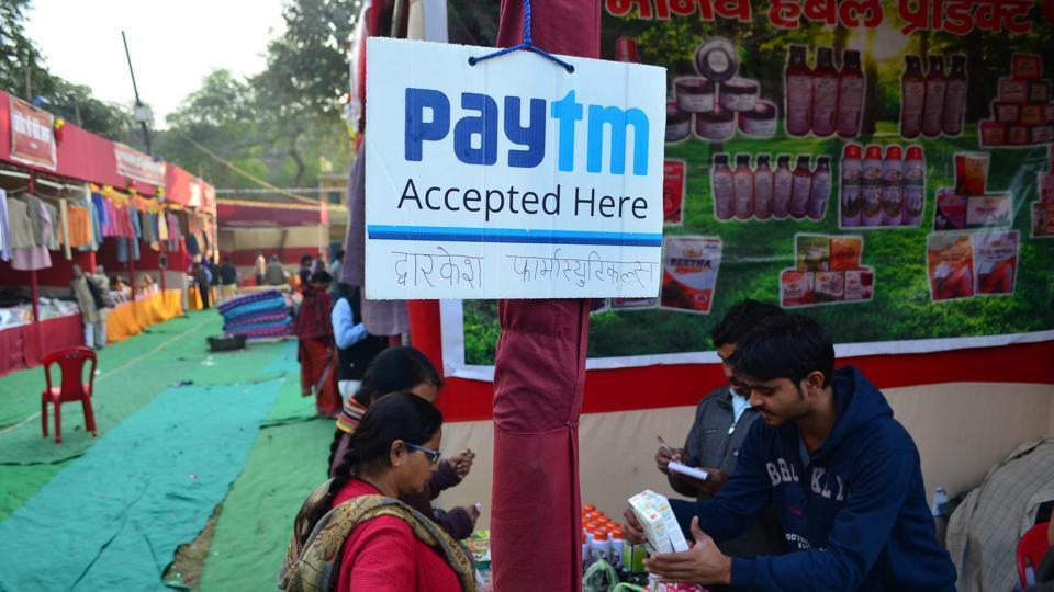 Cashless,Paytm,Khadi expo