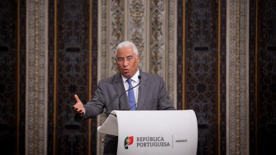 Portugal PM Antonio Costa is visiting India to attend the Pravasi Bharatiya Divas as a Person of Indian Origin.