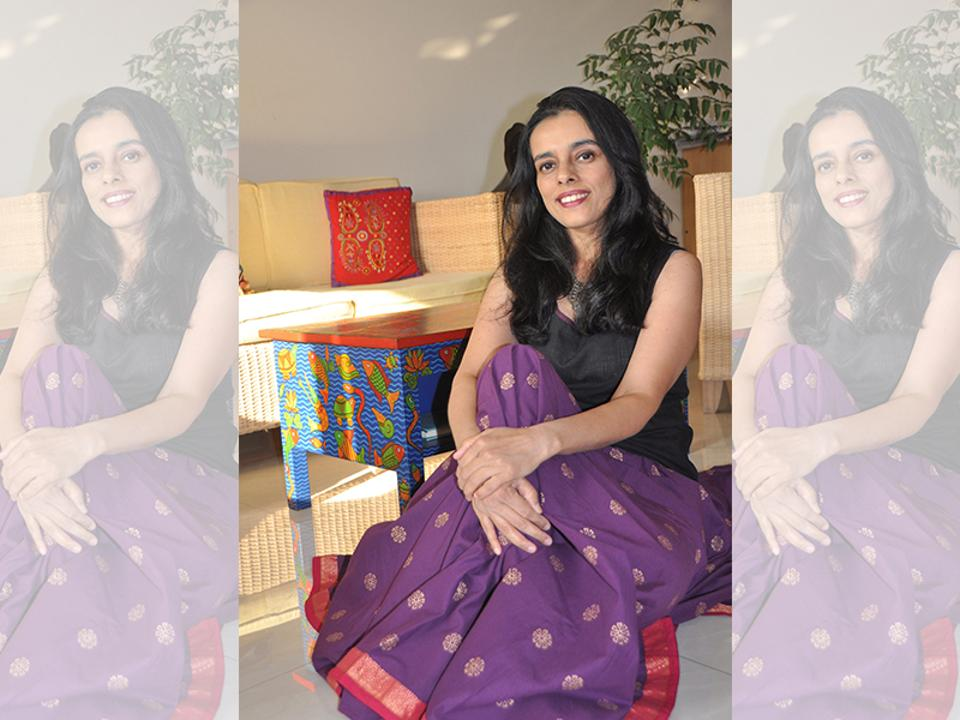 Having lived in seven countries, Tejaswini-Apte Rahm believes that people, and their dilemmas, are the same everywhere