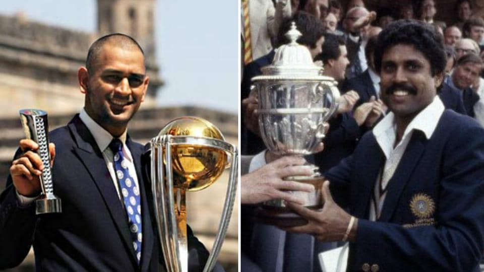 Kapil Dev and Mahendra Singh Dhoni won the ICC World Cup for India. Both captains raised the bar for Indian cricket team by several notches. BCCIhas paid a video tribute to Dhoni