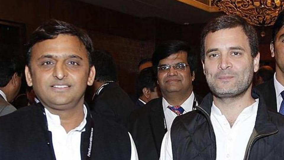 One of the factors that may contribute to the pre-poll is the apparent bonhomie between SP's Akhilesh Yadav and Congress vice-president Rahul Gandhi. The two are said to share a good rapport and both have often praised each other on different occasions.