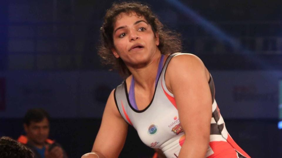 Sakshi Malik put in a magnificent performance but Delhi Sultans lost to Jaipur Ninjas in the Pro-Wrestling League.